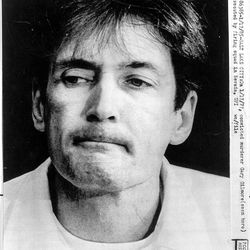 Convicted Murderer Gary Gilmore was executed by firing squad at the Utah State Prison in Draper on Jan. 17, 1977.