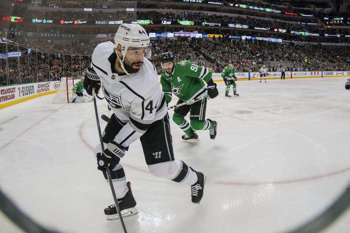 NHL: Los Angeles Kings at Dallas Stars