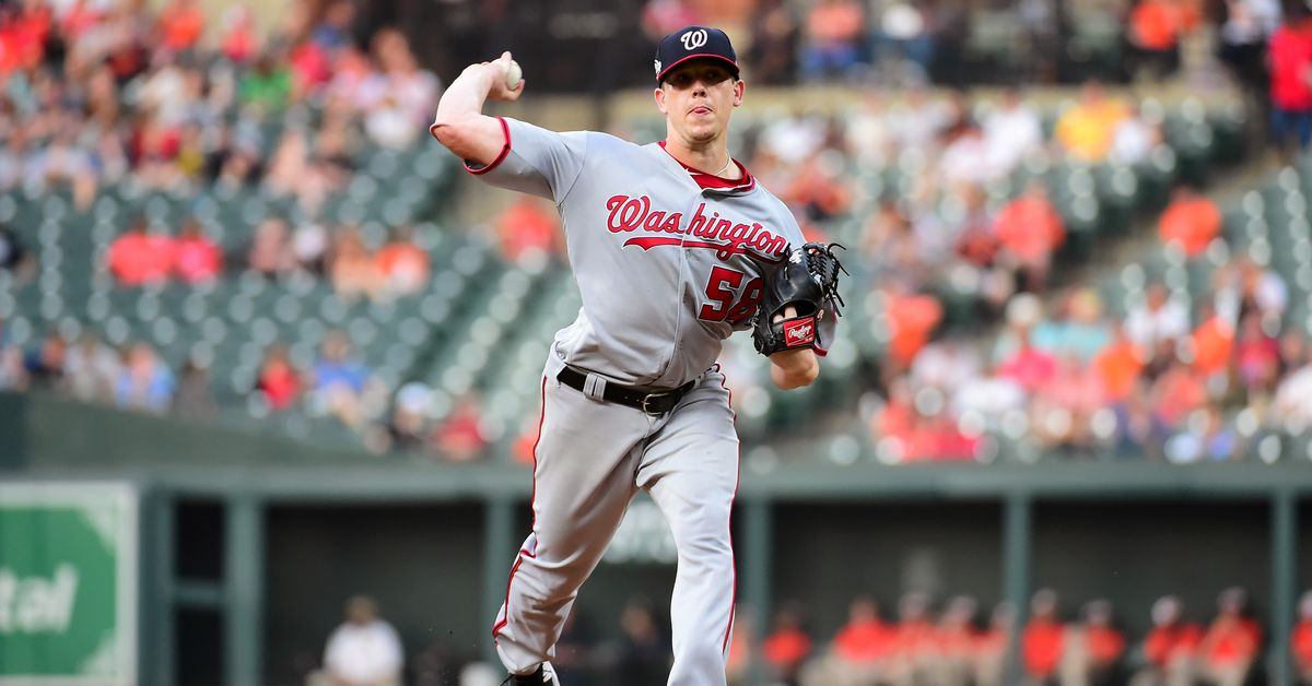Jeremy Hellickson keeps rolling in Washington Nationals' 3-2 win over Baltimore Orioles in OPACY... - Federal Baseball