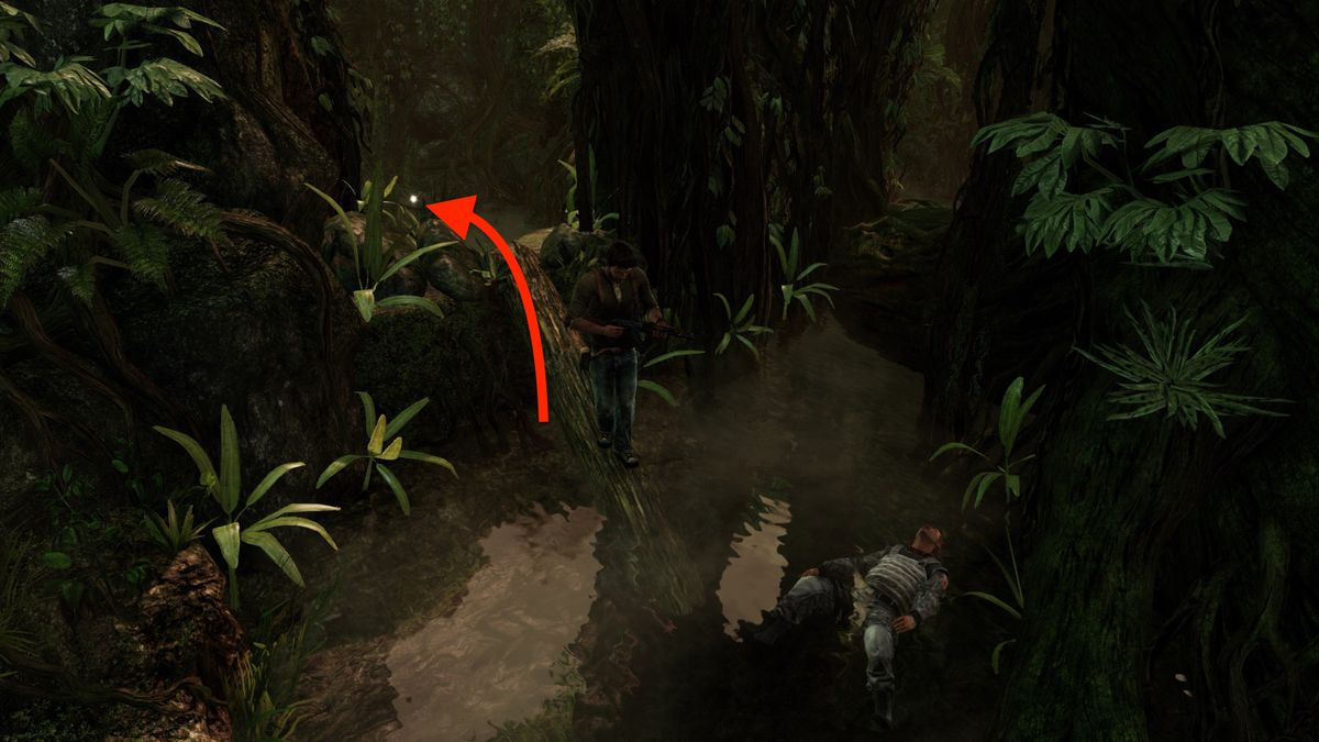 Uncharted 2: Among Thieves 'Borneo' treasure guide