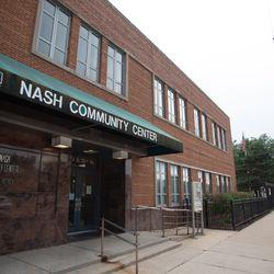 The Nash Community Center in the South Shore. | Colin Boyle/Sun-Times