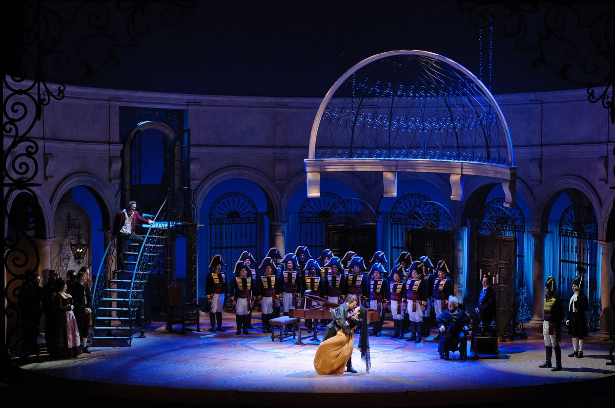 """""""The Barber of Seville"""" will open the new season at Lyric Opera of Chicago."""