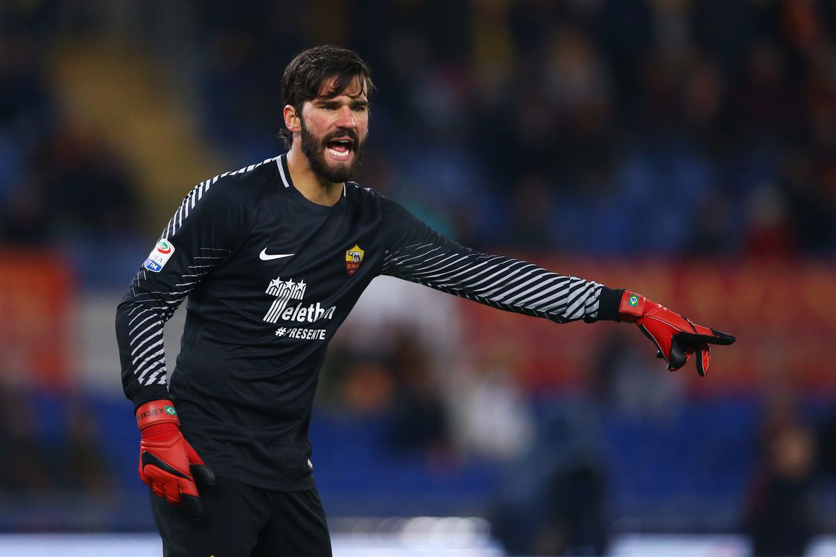 Rumour Mongering: Reds In For Roma Keeper Alisson
