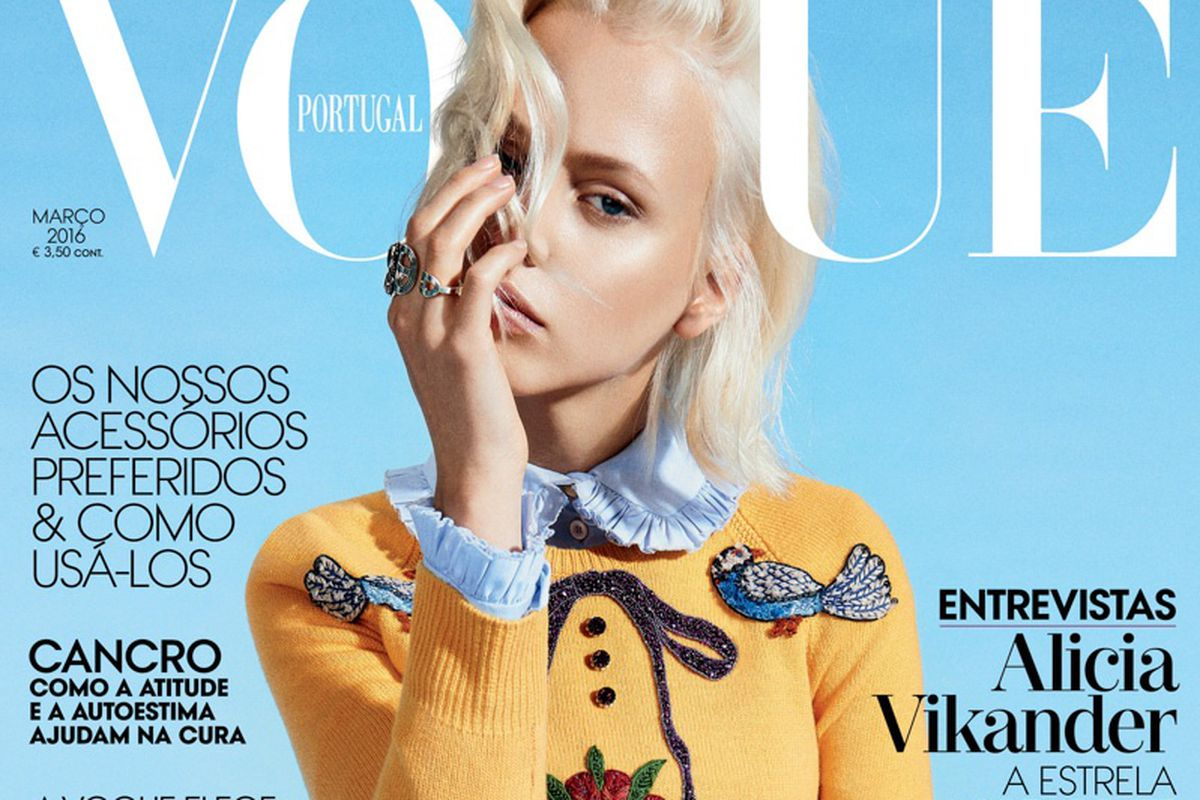 9c822361e Gucci Is Dominating 2016's Magazine Covers. By Cameron Wolf Feb ...