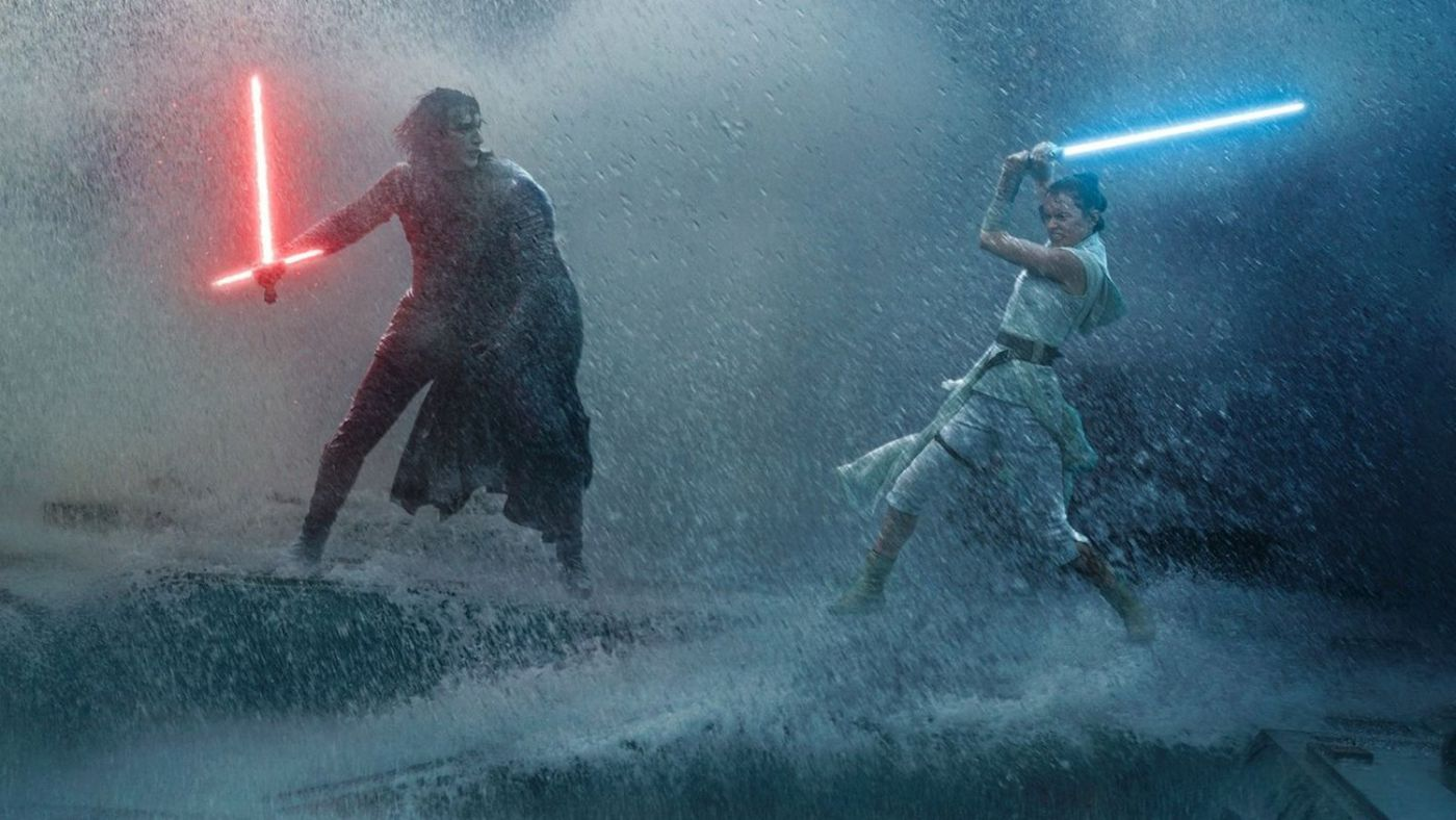 Star Wars The Rise Of Skywalker Review What Happens When A Franchise Gives Up Vox
