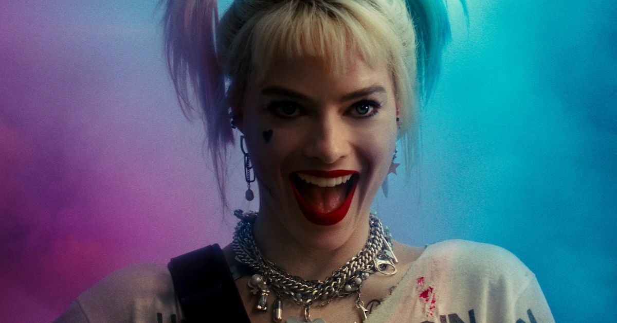 What's up with Harley Quinn's beaver?