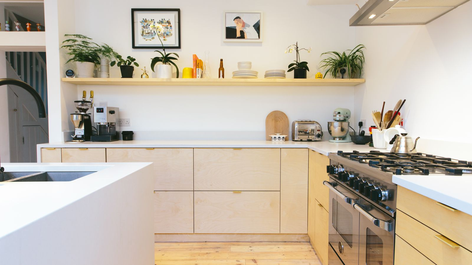 Ikea Kitchen Cabinets Hacked With Plywood By New Company Plykea Curbed