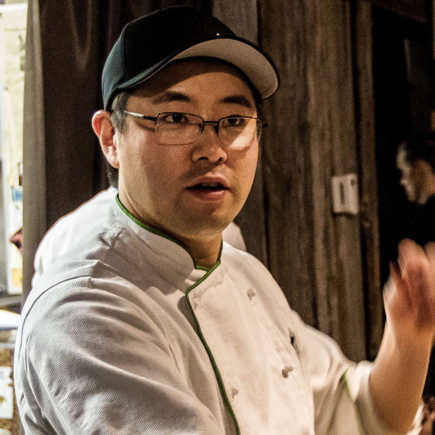 Antonio Park Just Became the First Chef in Canada With a