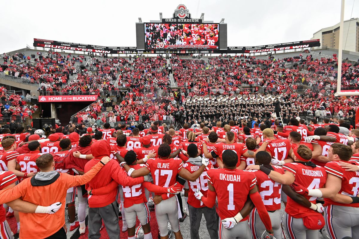 Five Things Learned From Ohio State S 38 7 Win Over