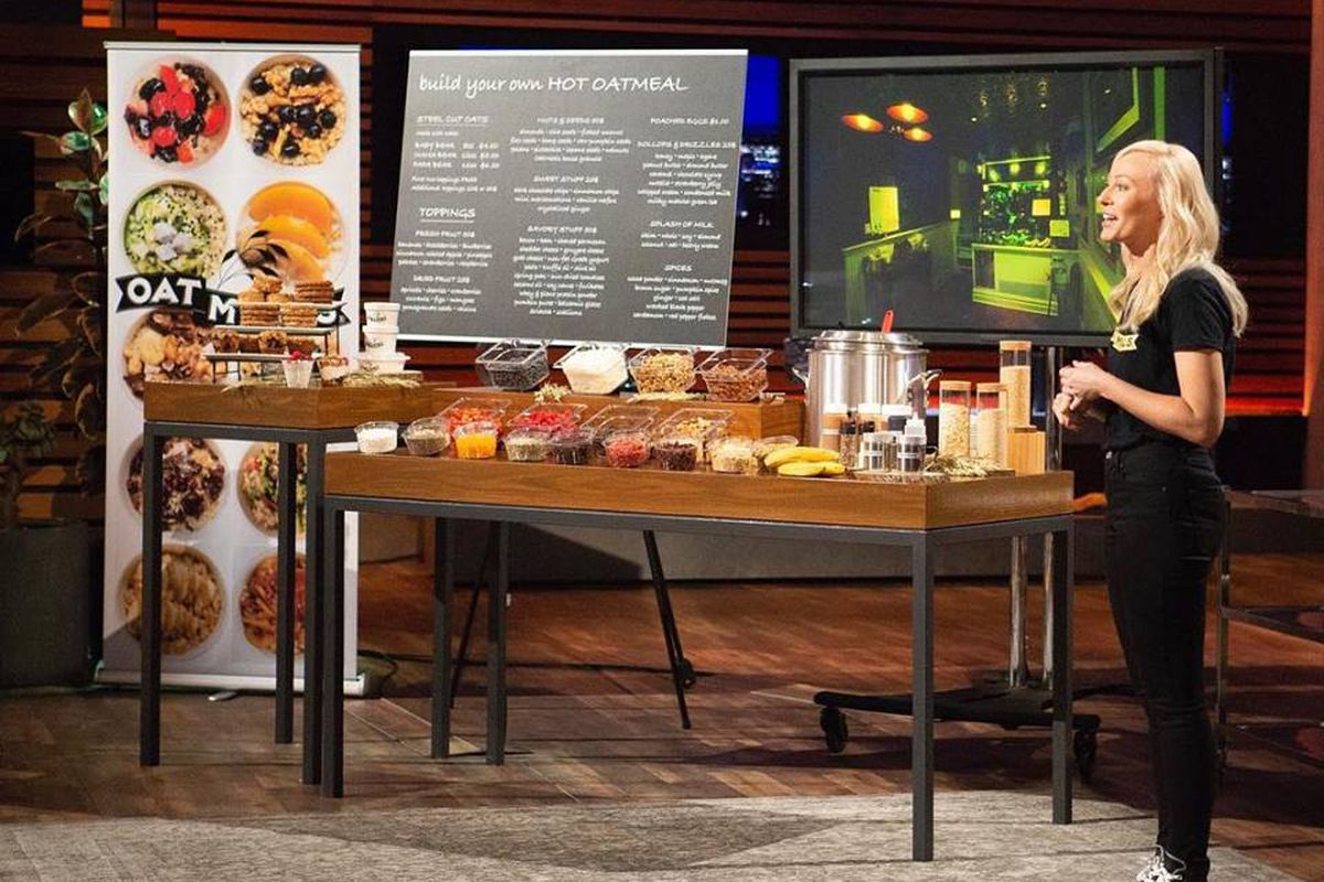 Oatmeals from West Village Scores 'Shark Tank' Money From