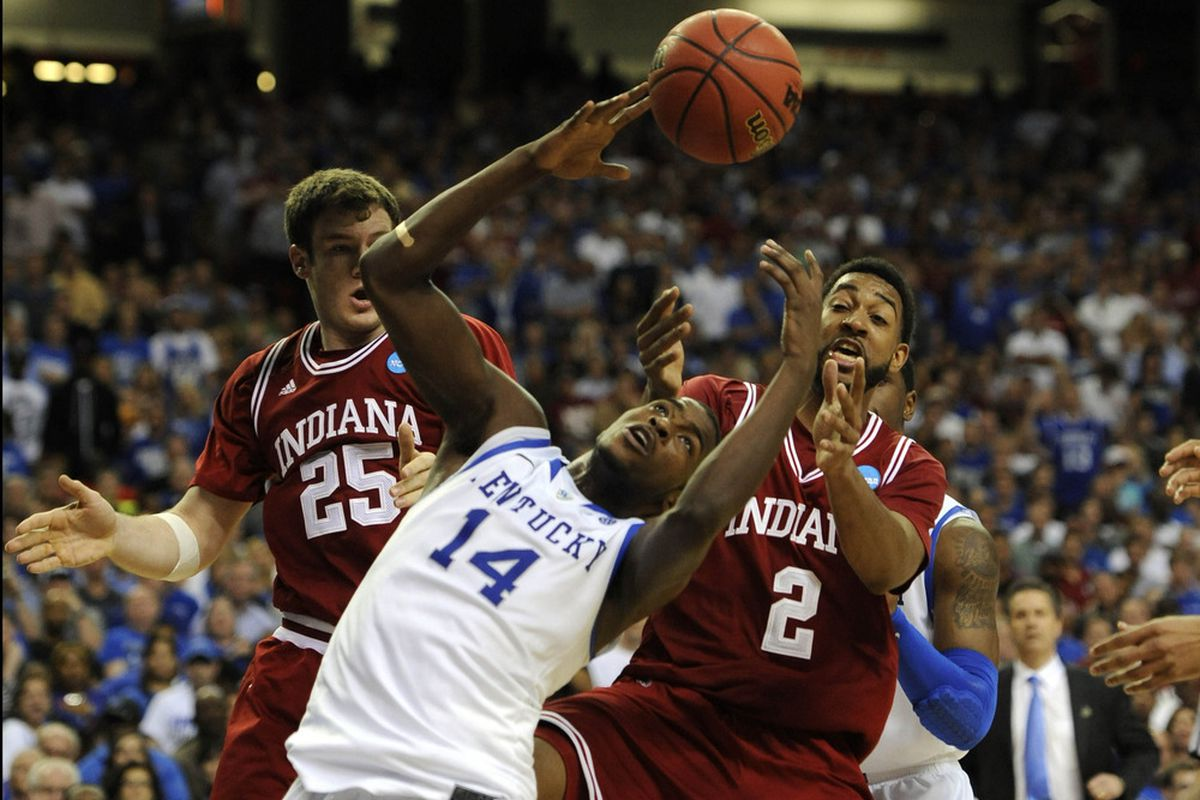 For these two teams to play each other next season, it will have to be in the NCAA Tournament again. Mandatory Credit: Richard Mackson-US PRESSWIRE