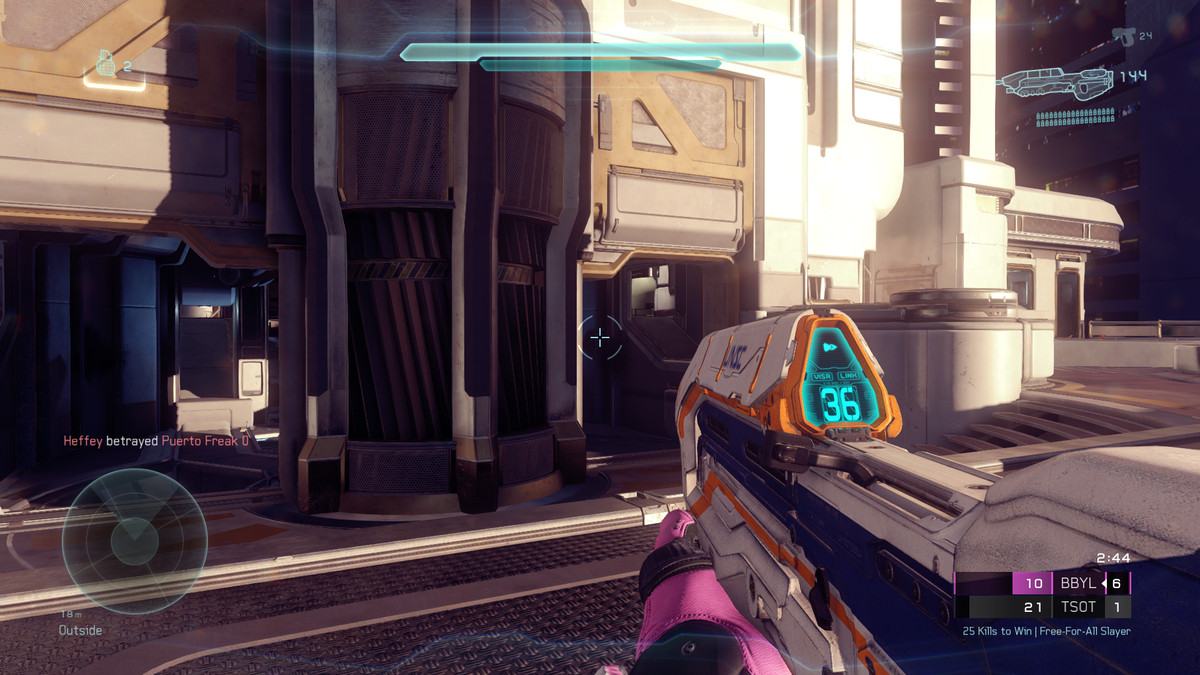 Halo 5 is the best multiplayer Halo game in years - Polygon