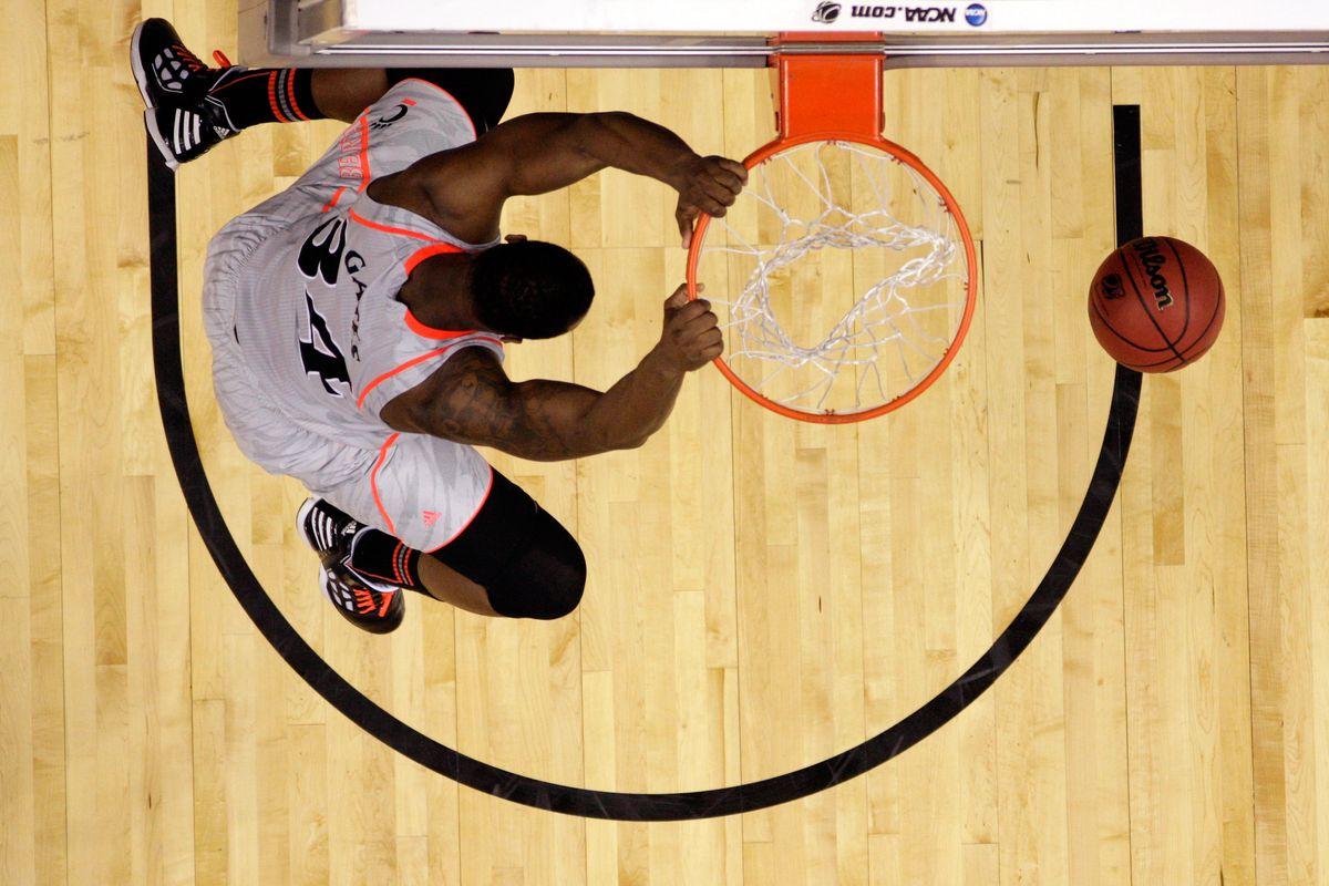 NCAA Basketball Tournament - Texas v Cincinnati