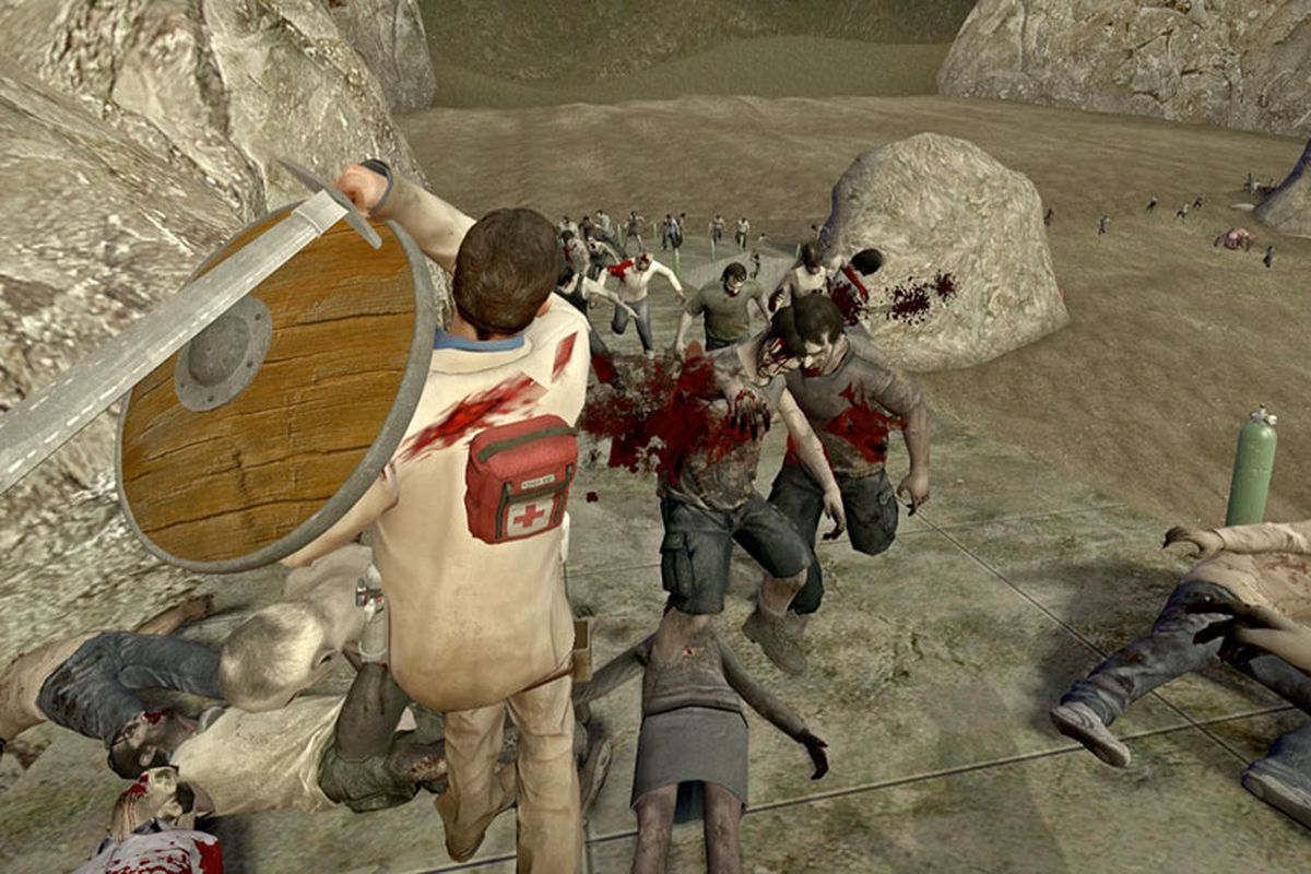 Left 4 Dead 2 gets Steam Workshop support for new campaigns