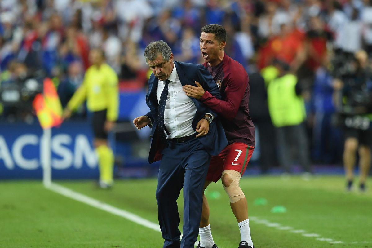 Portugal v France - Final: UEFA Euro 2016