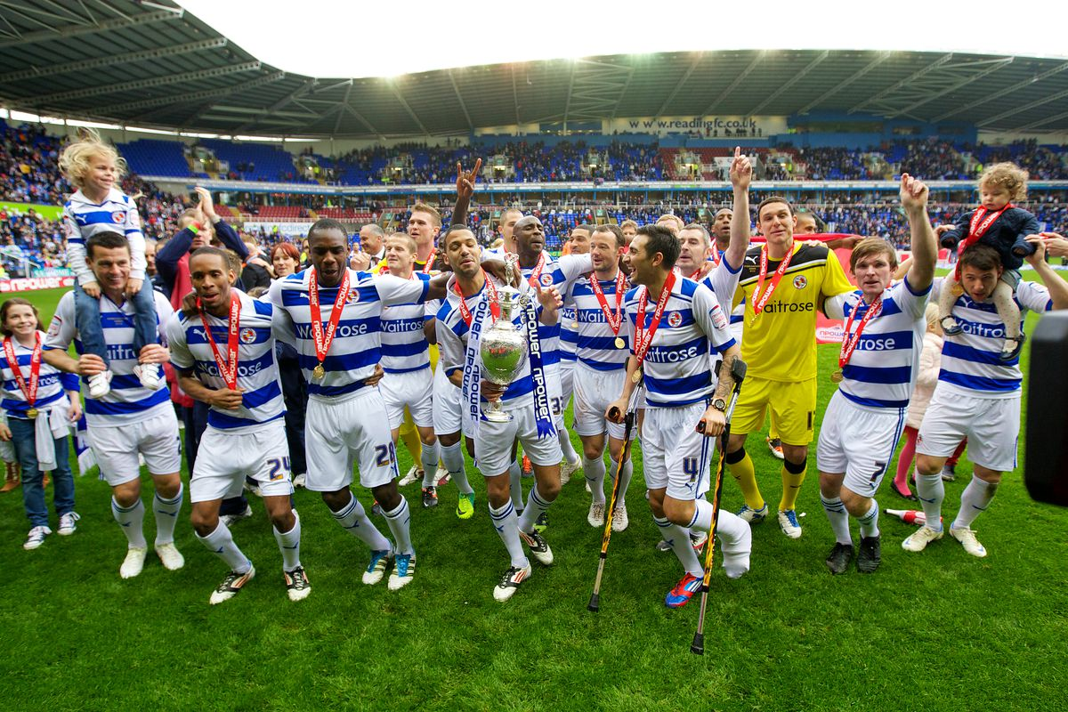 Soccer - Reading Promotion Parade