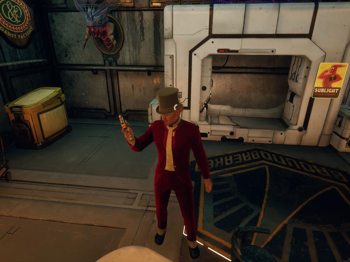 The Outer Worlds Well Dressed Achievement And Trophy Guide Polygon