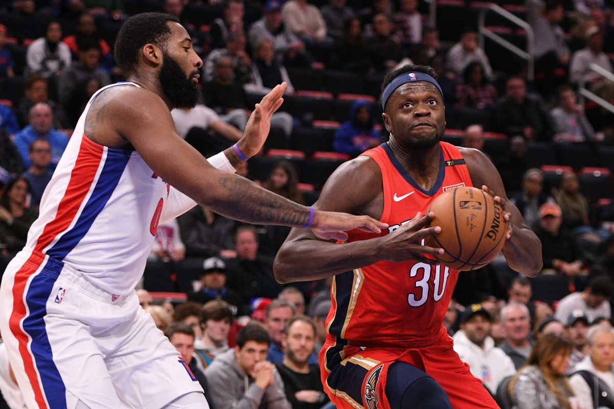 f07a163fb Julius Randle is playing like a third star for the New Orleans Pelicans