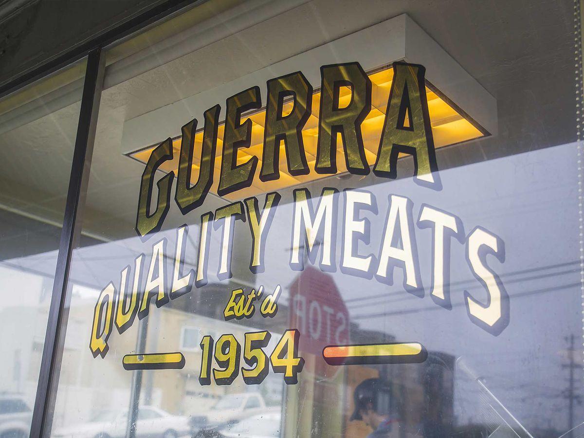 Window at Guerra's