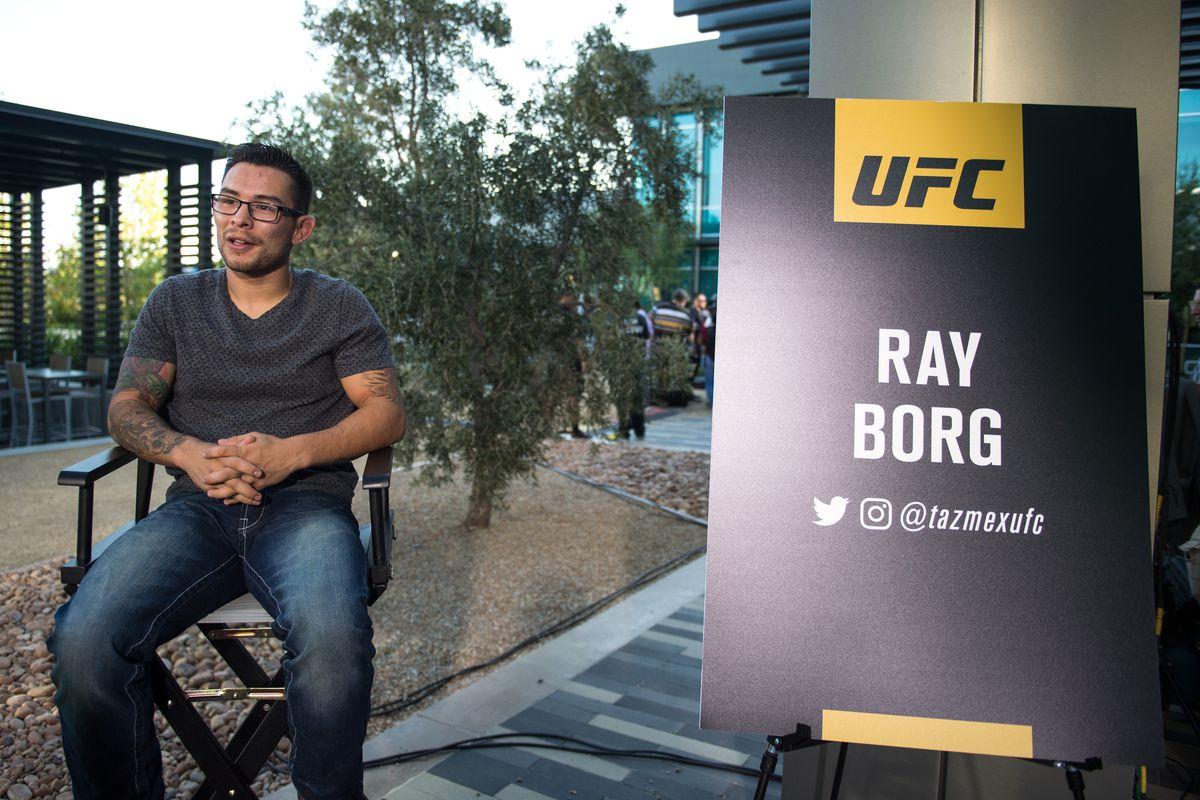 UFC 215 & UFC 216 Title Bout Participants Las Vegas Media Day