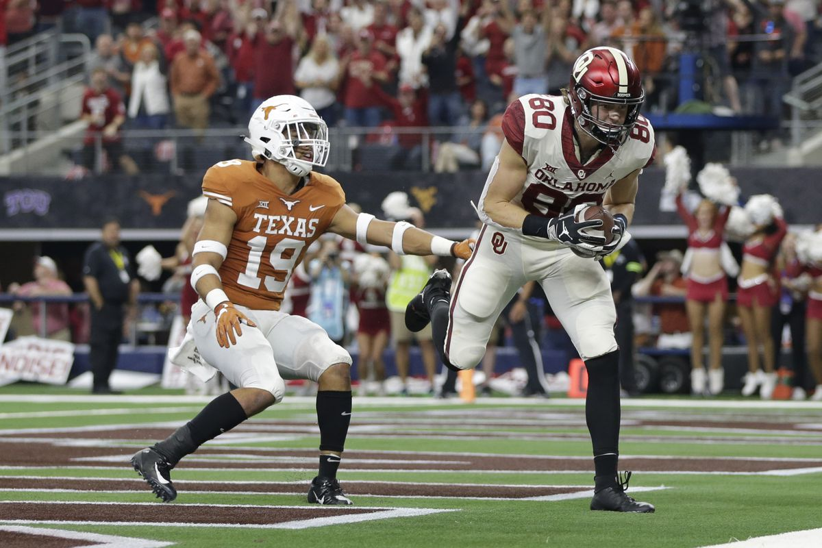 Texas largely beats itself in Big 12 Championship Game ...