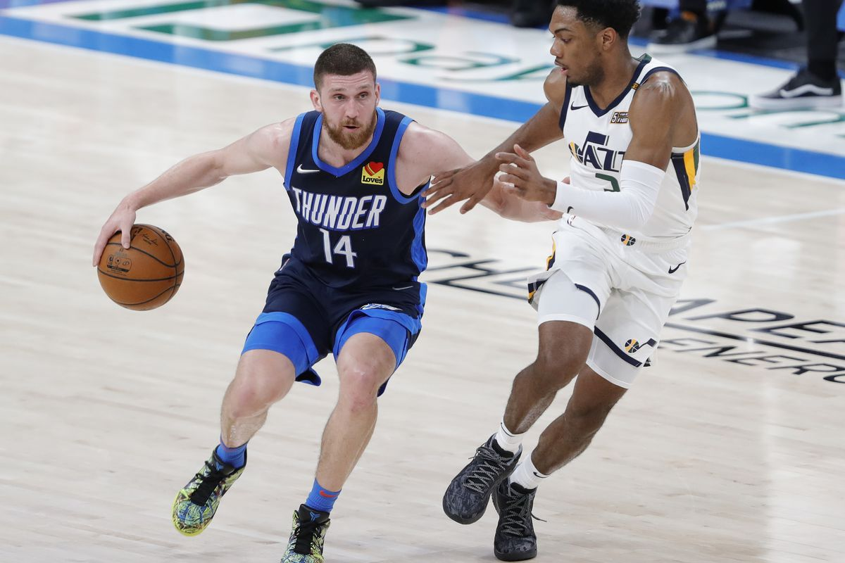 NBA: Utah Jazz at Oklahoma City Thunder