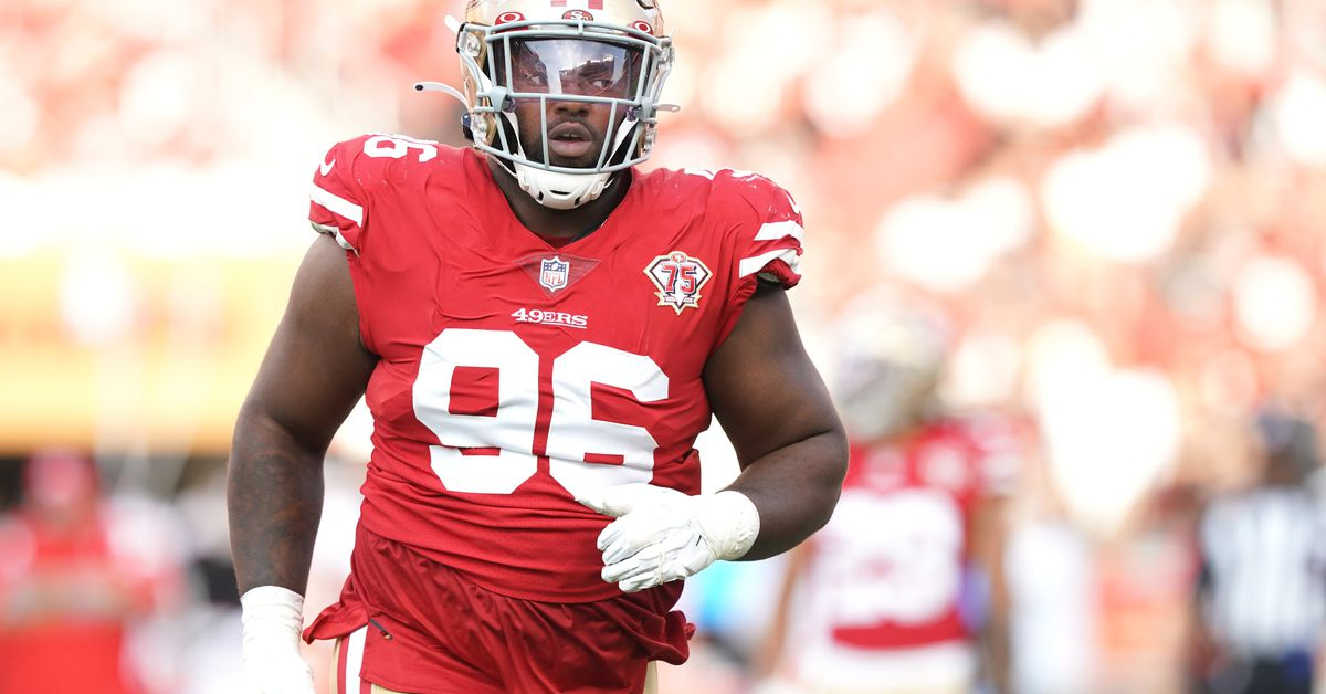 49ers injury update: DT Maurice Hurst out with ankle injury - Niners Nation