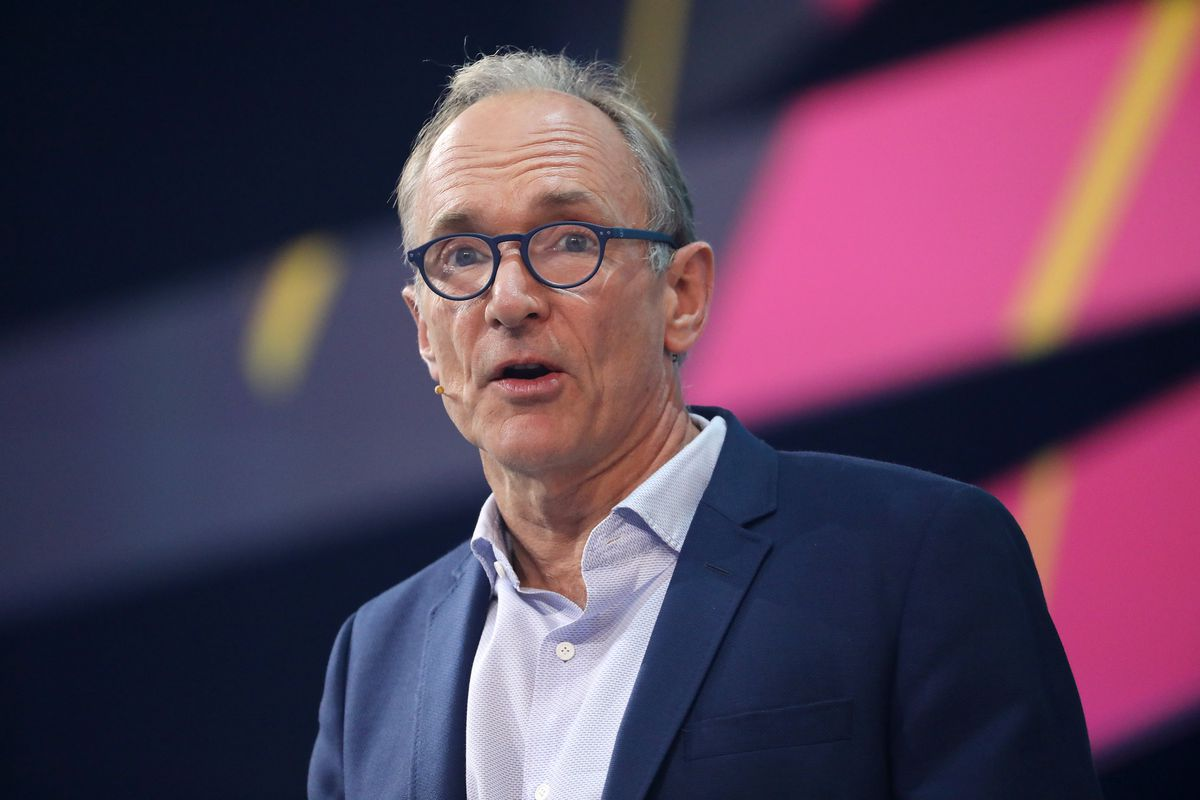 Tim Berners-Lee launches Google and Facebook-backed plan to fix the web - The Verge