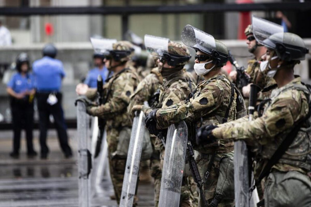 National Guard - Philly