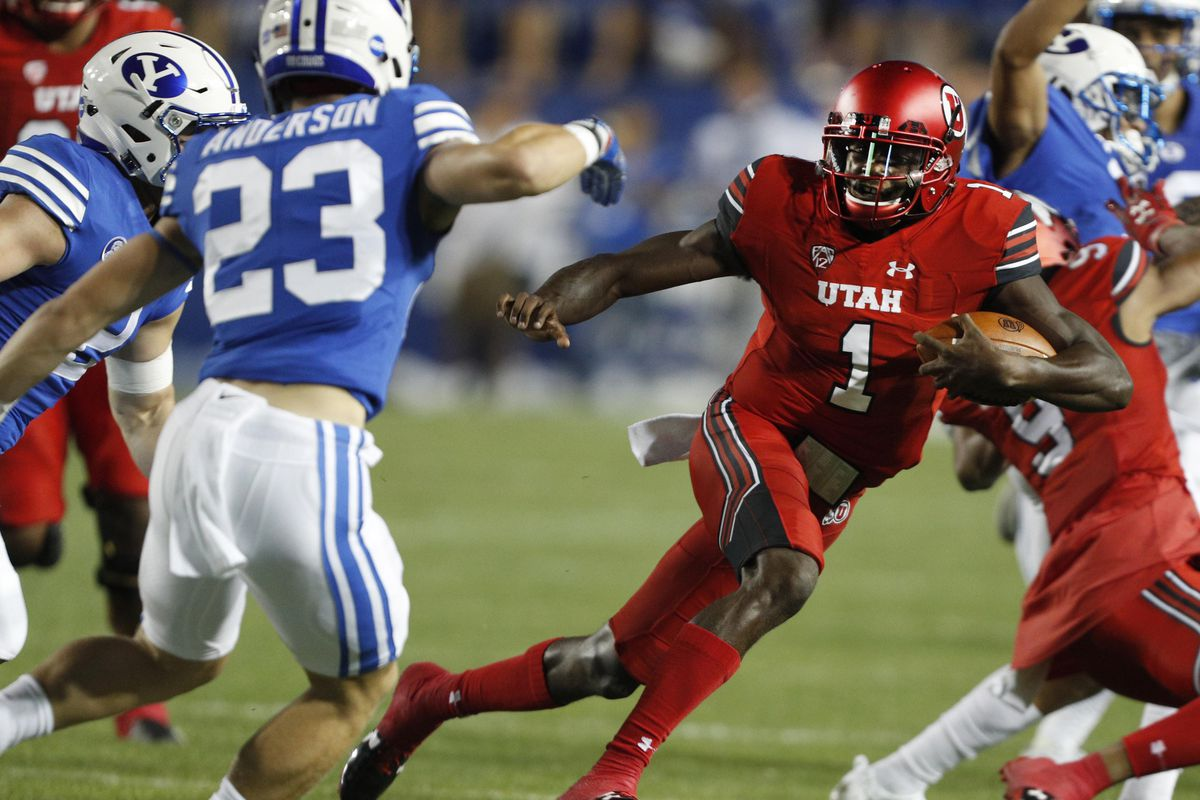 Utah wins 7th straight over BYU 19-13 - Block U