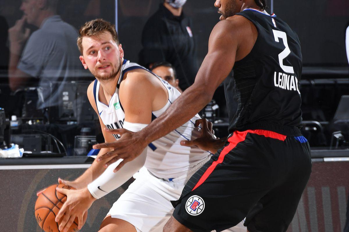 LA Clippers v Dallas Mavericks - Game Six