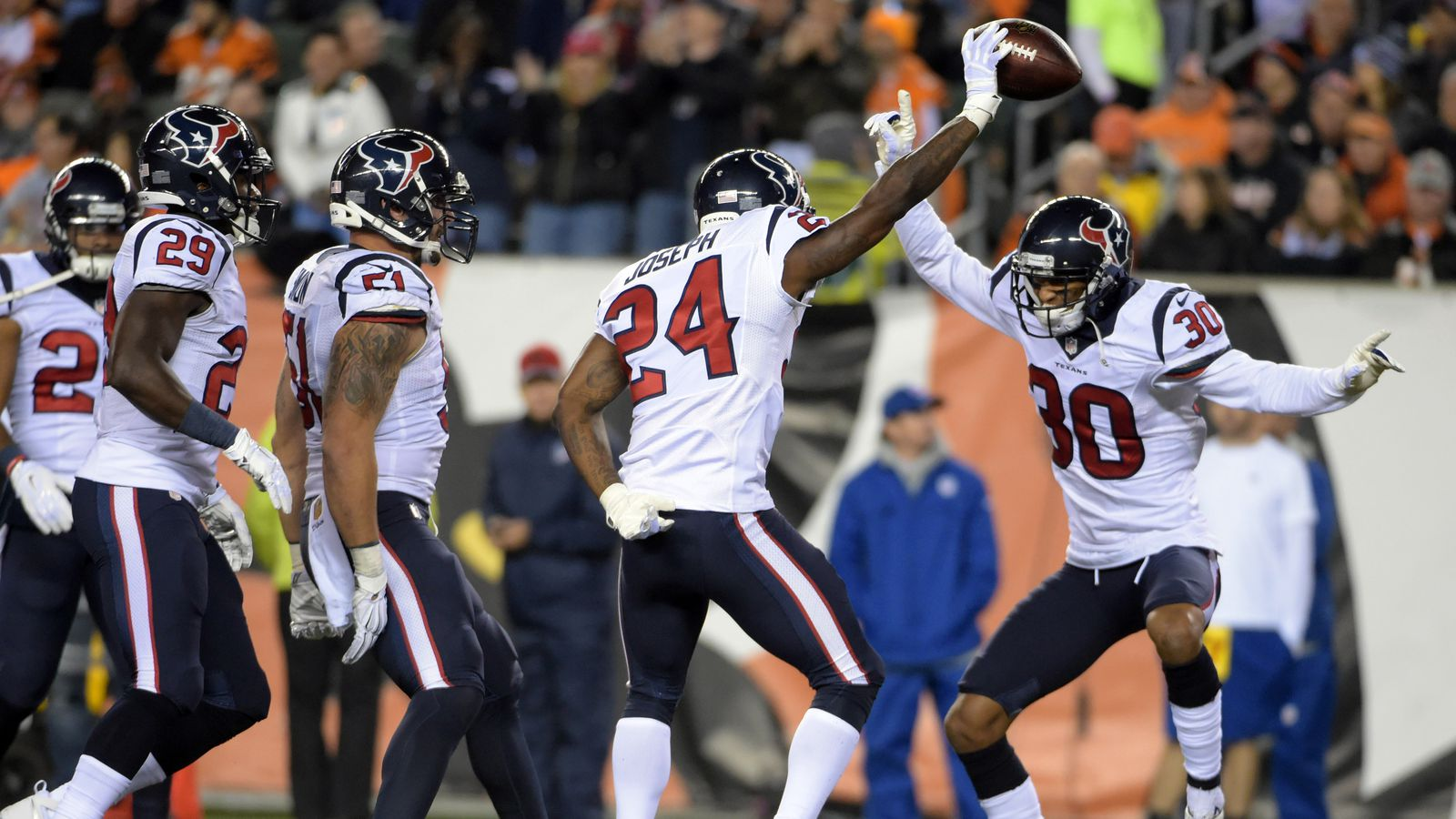 Pro Football Focus NFL Secondary Rankings: Where Are The