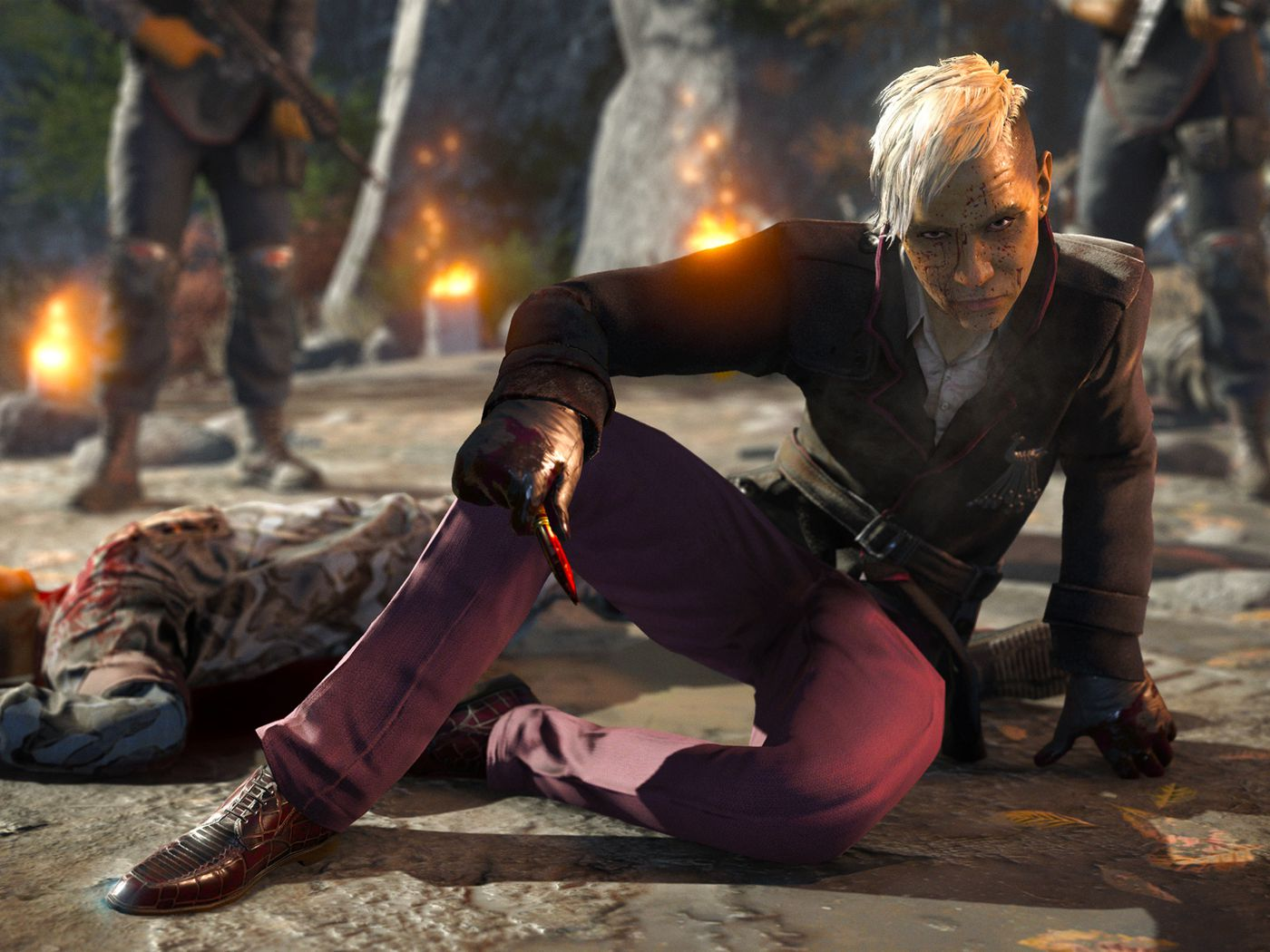 Far Cry 4 Devs Were Inches Away From Women As Playable