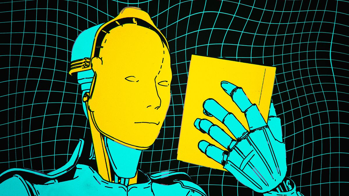 An AI reading list — from practical primers to sci-fi short