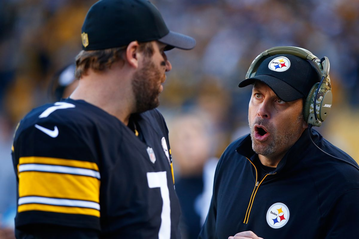 I seriously hope Todd Haley did tell Ben Roethlisberger to STFU