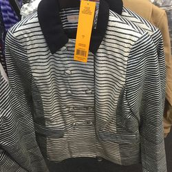 Piper jacket, $250 (was $1,095)