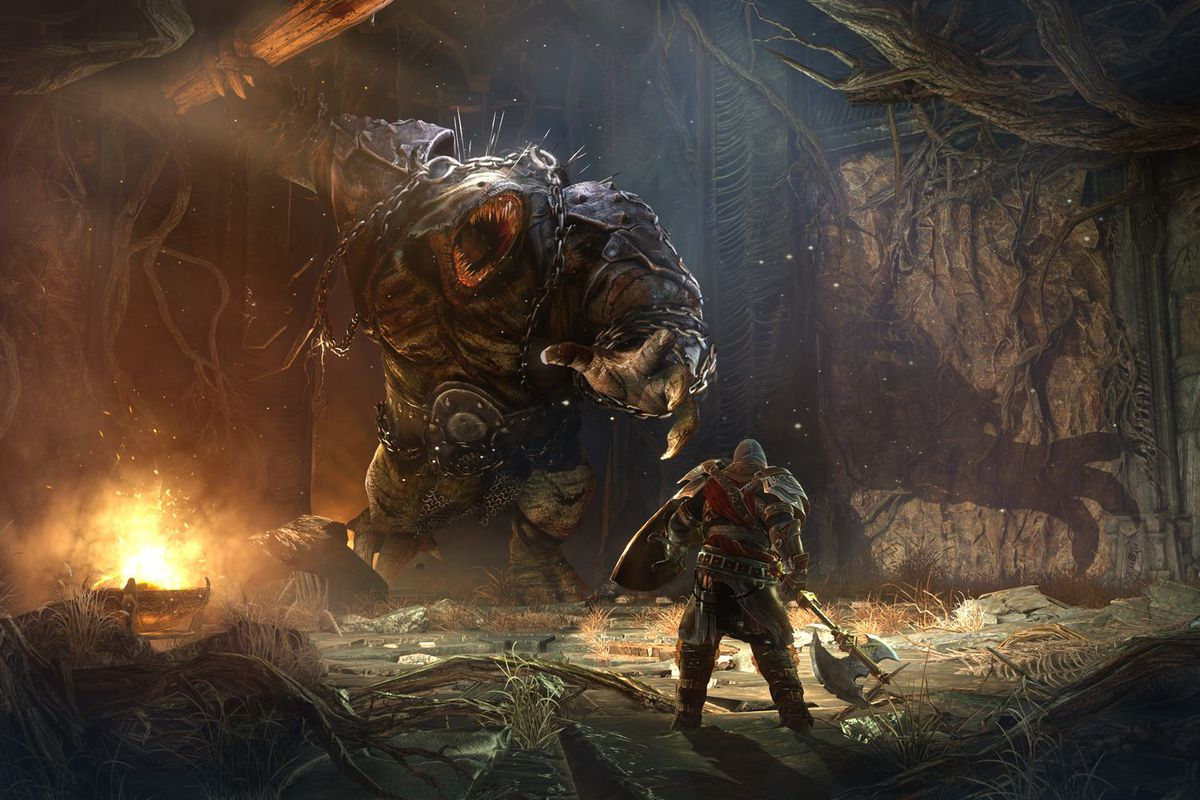 How Lords Of The Fallen Won Over This Skeptical Dark Souls