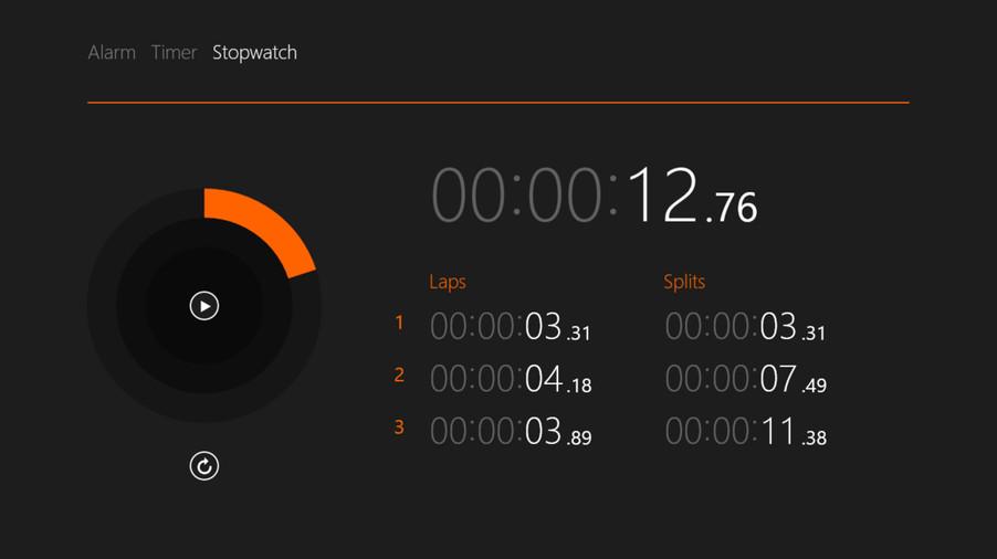 Latest Windows 8 1 Build Includes Lock Screen App Alarms