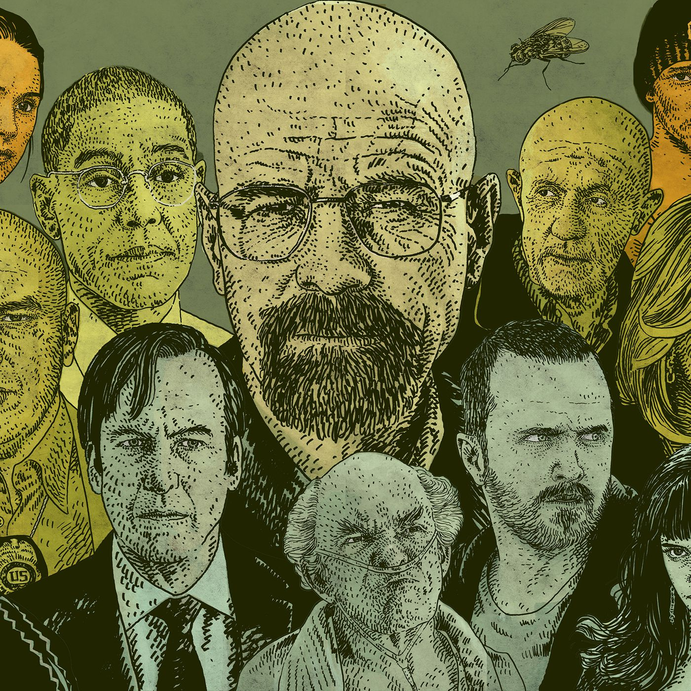 The Ringer S Definitive Breaking Bad Episodes Ranking The Ringer