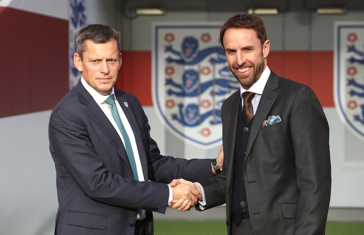 Gareth Southgate Press Conference to be Unveiled as New England Manager