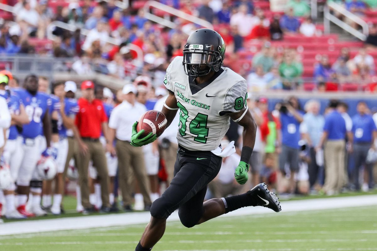 North Texas Battles Middle Tennessee To The Wire  Wins 33-30