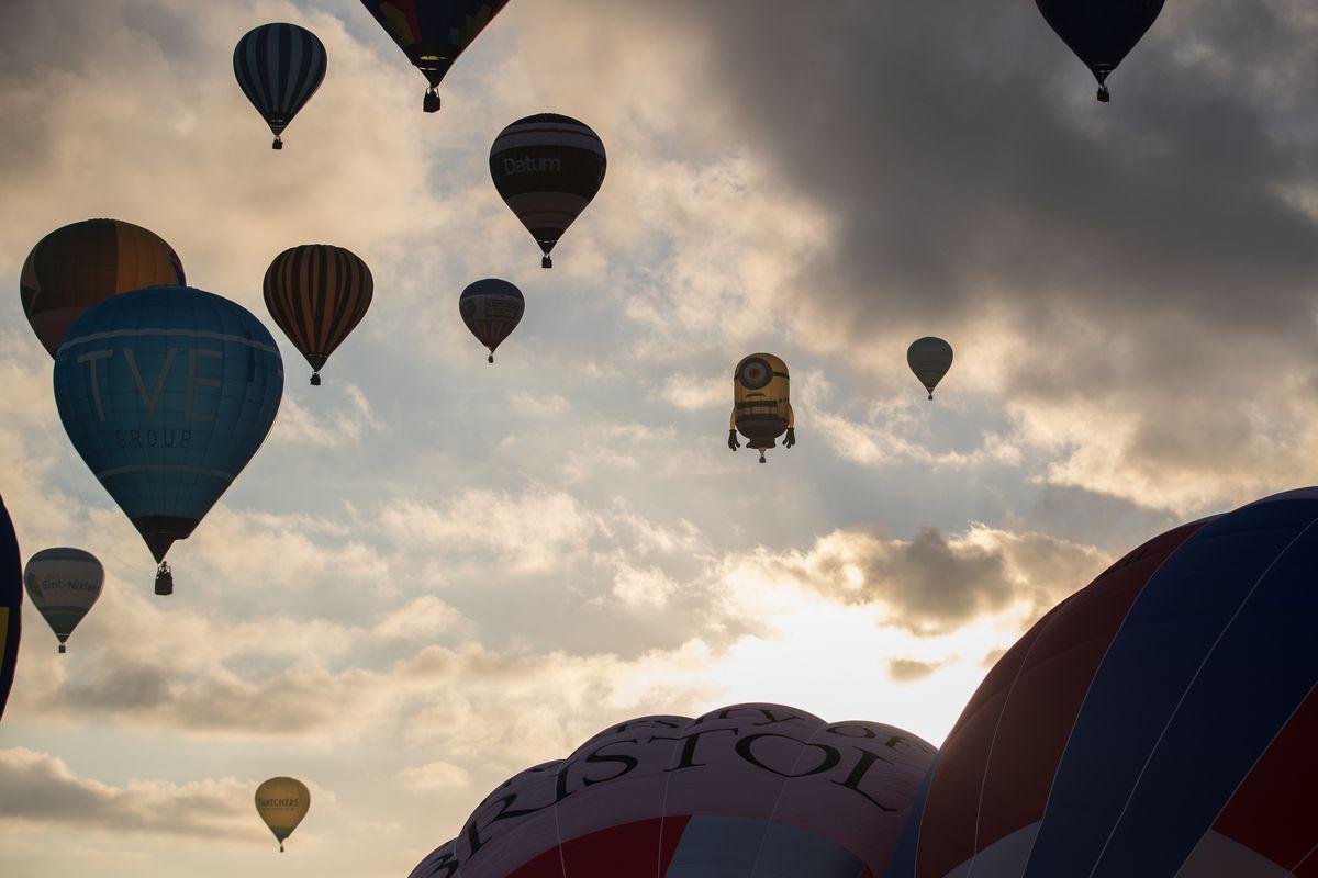 Annual Bristol Balloon Fiesta