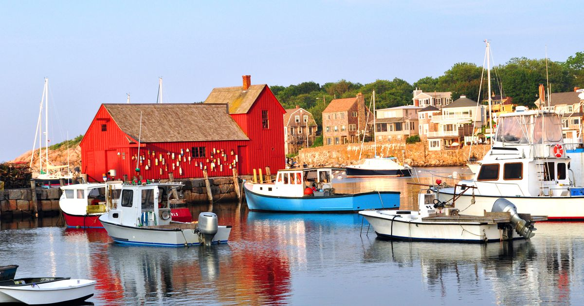 The best small towns to visit across America - Curbed