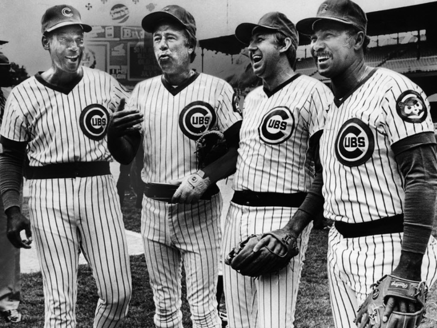 A look back at MLB's most celebrated second–place team, the