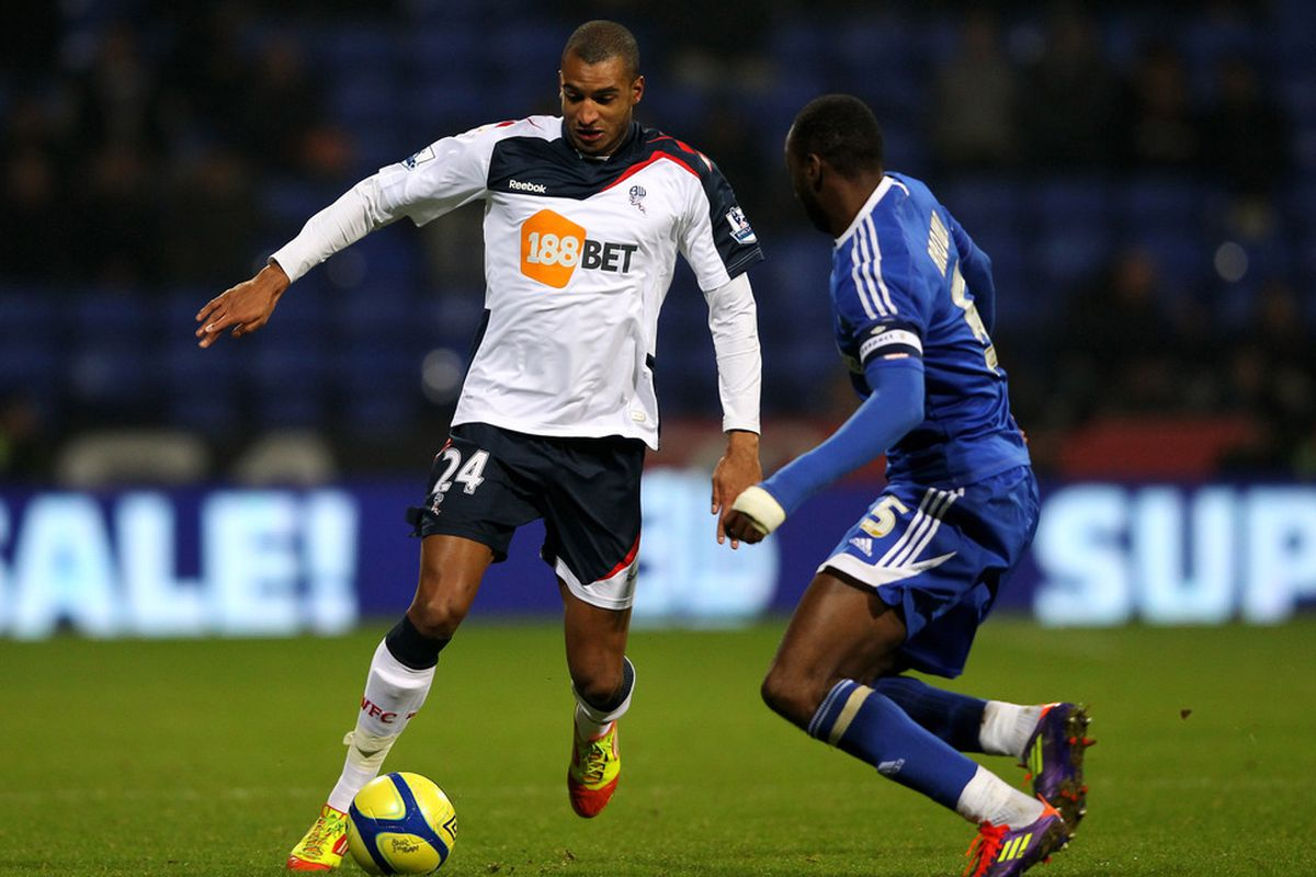 Who was that man, and what has he done with David Ngog?