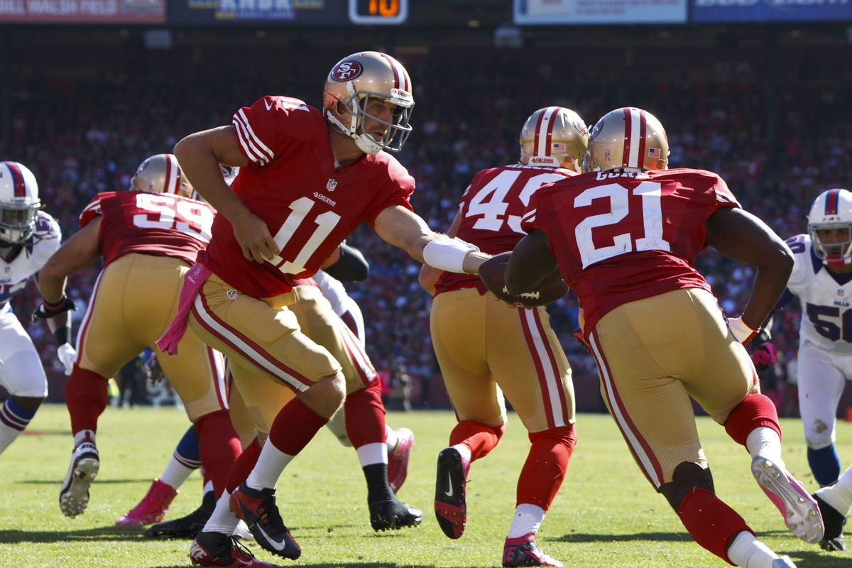 Fantasy Football Week 6 49ers Look To Keep Up Strong Performances Vs Giants