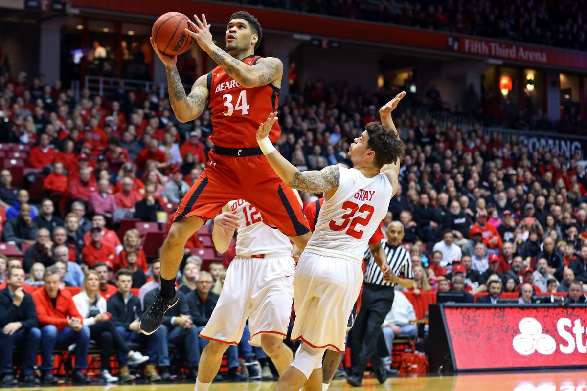 bearcats box lunch: uc basketball schedule released - down the drive
