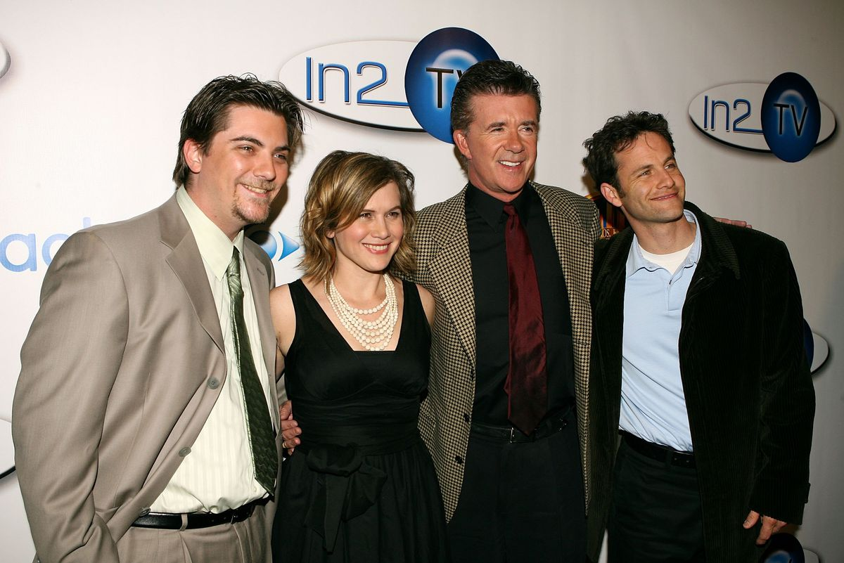 AOL and Warner Bros. Launch In2TV - Arrivals