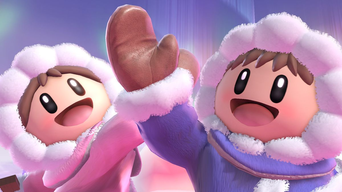 Super Smash Bros. Ultimate - Ice Climbers