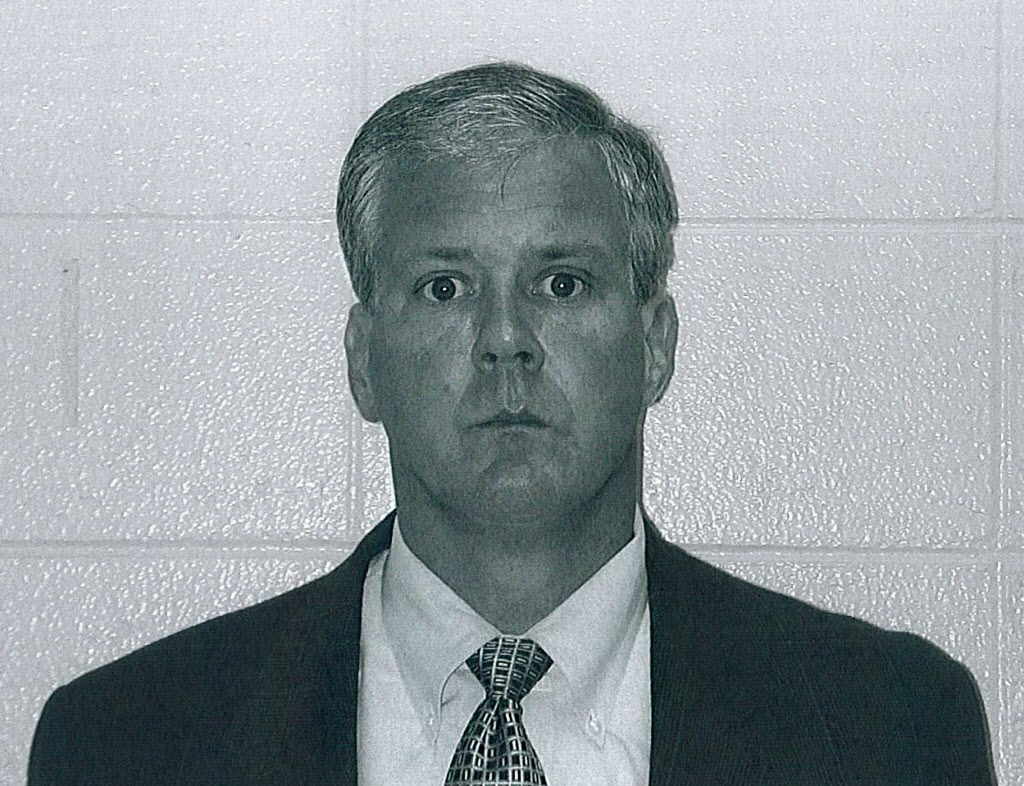 Former police Lt. Denis P. Walsh. | Sun-Times files